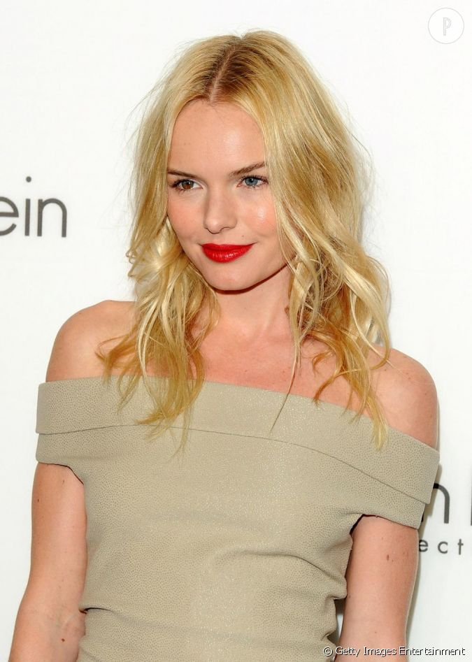 kate bosworth et son rouge l vres carmin du plus bel effet. Black Bedroom Furniture Sets. Home Design Ideas