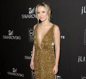 Kristen Bell, tout ce qui brille est d'or !