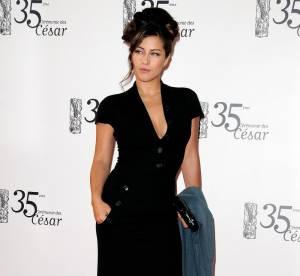 Mylène Jampanoï, une pin-up rétro très glamour