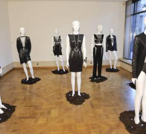 Anthony Vaccarello : inspiration lingerie et Art Déco