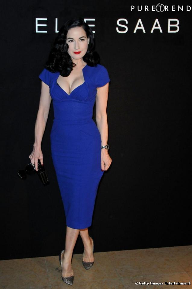 Quelle chaussure pour robe bleu roi