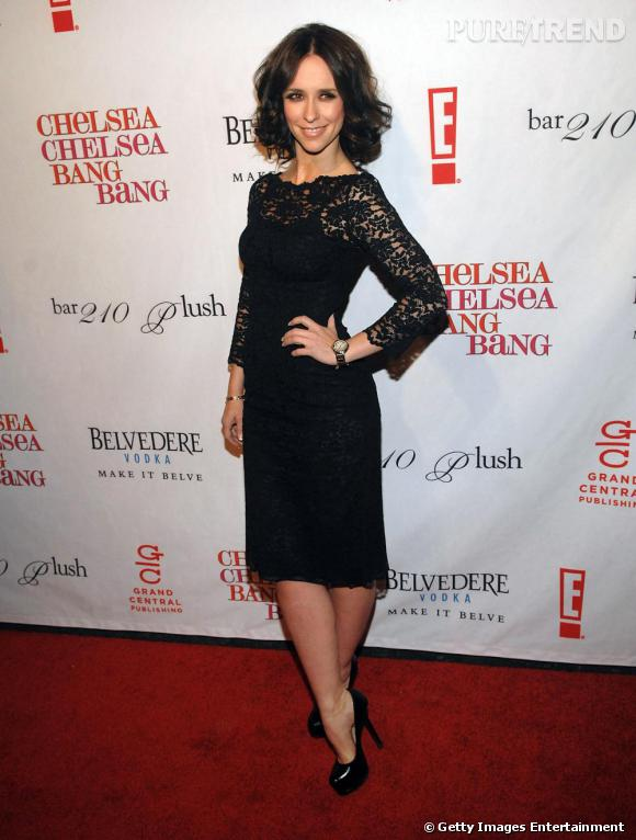Jennifer Love Hewitt lors du lancement du livre Chelsea Chelsea Bang Bang