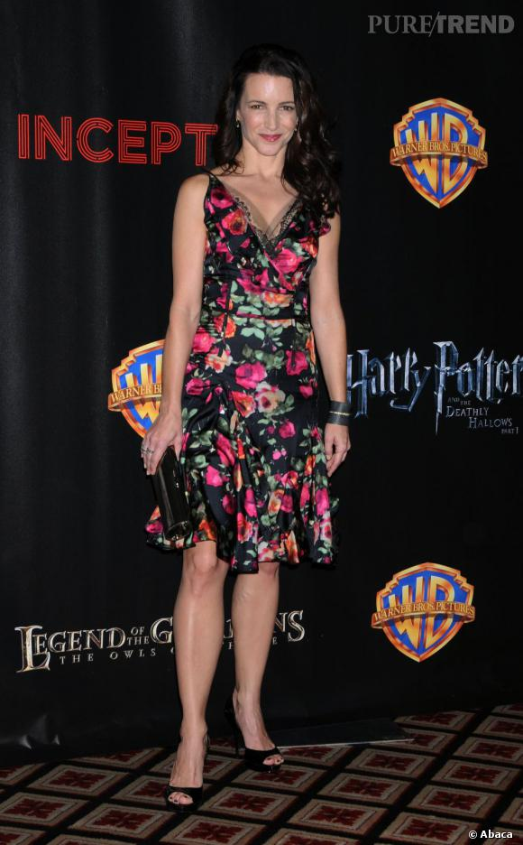 Kristin Davis lors des ShoWest Awards à Las Vegas