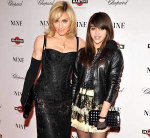 Madonna et Lourdes lancent leur ligne de vêtements