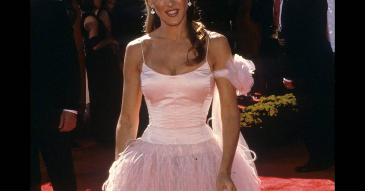 Sarah Jessica Parker : les plus beaux looks de Carrie