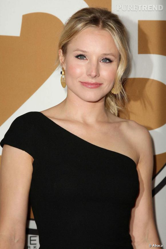 Kristen Bell au 125 ans de Women Making Their Mark à New York