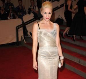 Gwen Stefani invente la dorure transparente
