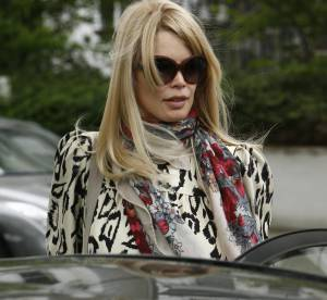 Claudia Schiffer : prête à accoucher, rien ne l'arrête