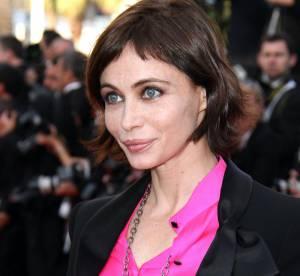 Cannes - Emmanuelle Béart, naturellement sexy