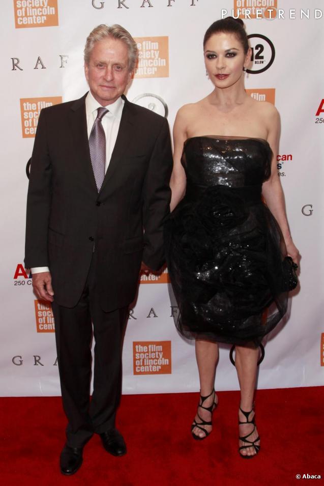 Catherine Zeta-Jones a... Catherine Zeta Jones Son