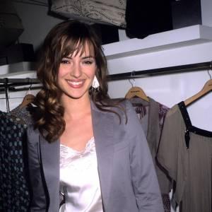 Début 2007, Louise Bourgoin est adepte de l'ondulation façon Miss France, la frange un peu trop effilée. Déjà très nature côté make-up, sa beauté ne passe pas inaperçue.