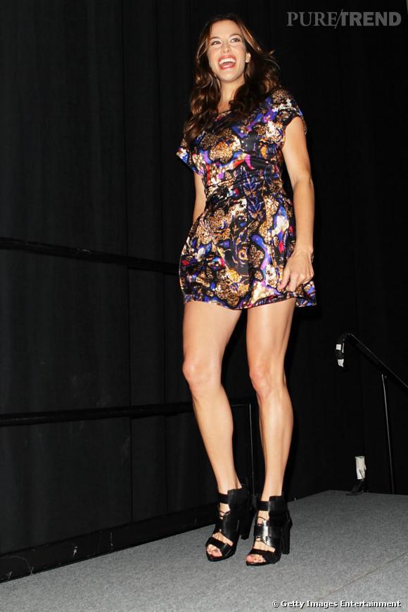 Liv Tyler au Comic-Con 2010 à San Diego