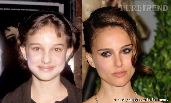 L'évolution beauté de Natalie Portman
