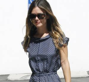 Rachel Bilson, un poids lourd de la mode... A shopper !