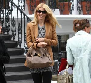 Claudia Schiffer, une rentrée féline à shopper !