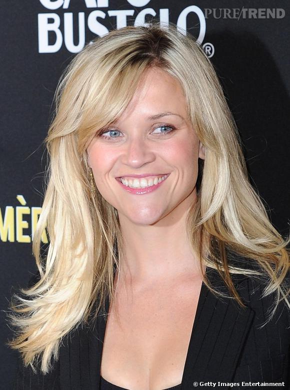 Reese Witherspoon à une soirée de charité pour la fondation LiveStrong à Hollywood.