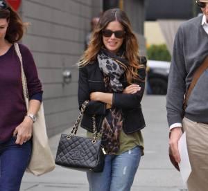 Rachel Bilson, chic et discrète... A shopper !