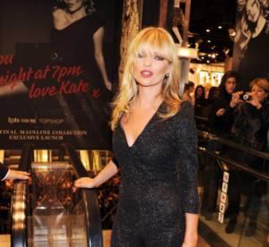 Kate Moss, soirée disco ?