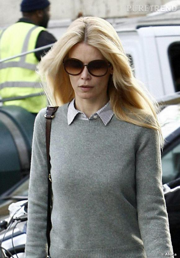 Lunettes XXL et chemise en vichy... un look de rue parfait !