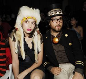 Charlotte Kemp Muhl et son boyfriend Sean Lennon.