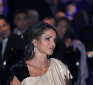 Le look du jour : Rania de Jordanie, maîtresse dans l'art du glamour