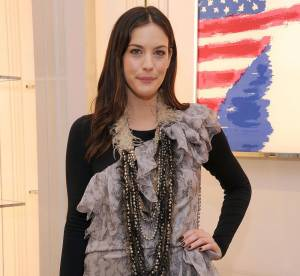 Liv Tyler, le kitsch couture