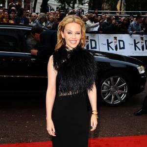 Kylie Minogue, bête (de mode) à poils.