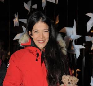 Mélanie Doutey soutient Maje et Mécénat Chirurgie Cardiaque