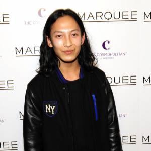 Le créateur Alexander Wang.