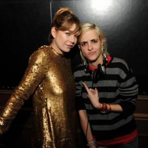 Ellen Pompeo et Samantha Ronson ne se quittent plus.