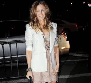 Sarah Jessica Parker : son look chic en dentelle à 100, 200, 1000€
