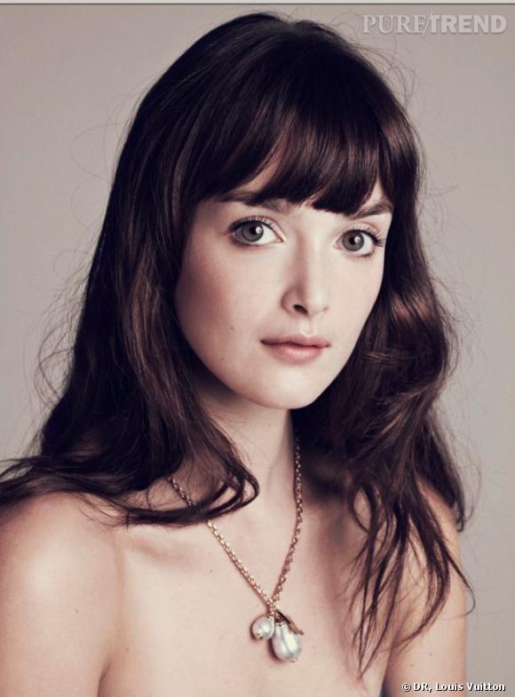 Charlotte Lebon, Miss Météo.