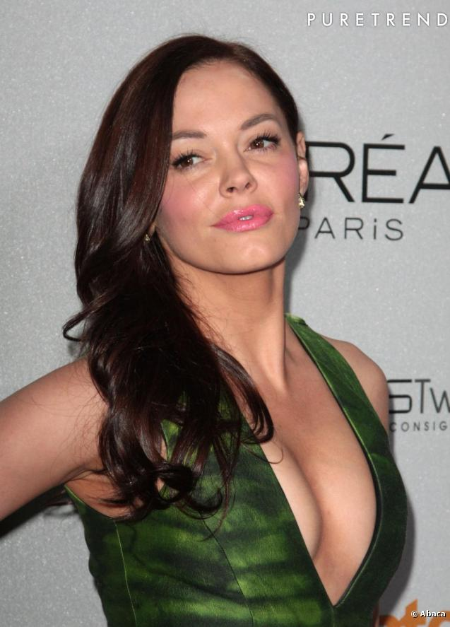 Personality ... MBTI Enneagram Rose McGowan ... loading picture