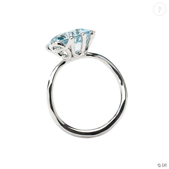 Bague Oui Dior Joaillerie Bague En Or Blanc Diamants Et