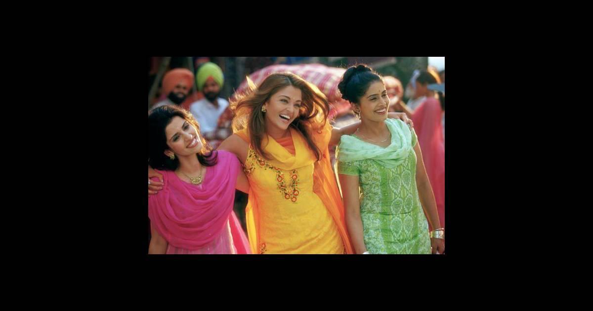 Aishwarya rai dans le film coup de foudre bollywood - Aishwarya rai coup de foudre a bollywood ...