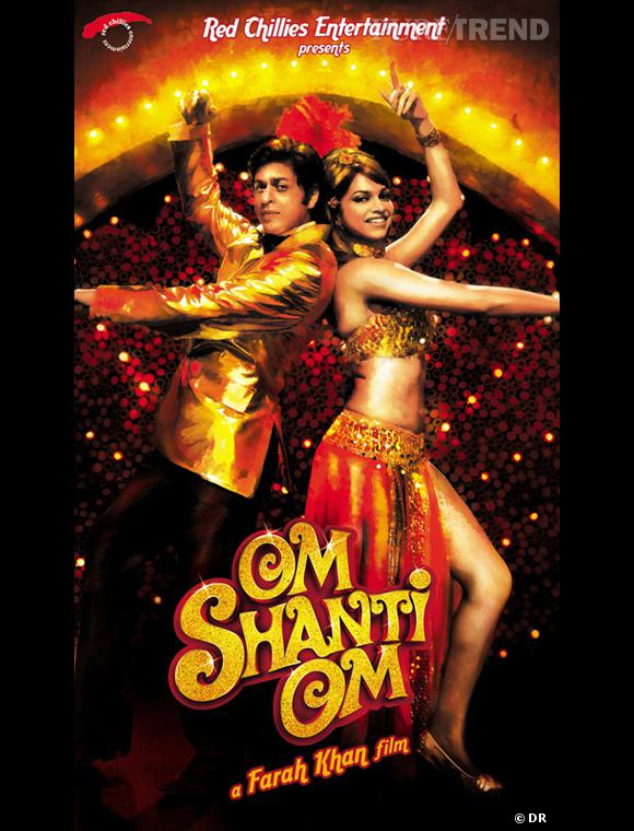 "L'affiche du film ""Om Shanti Om"""