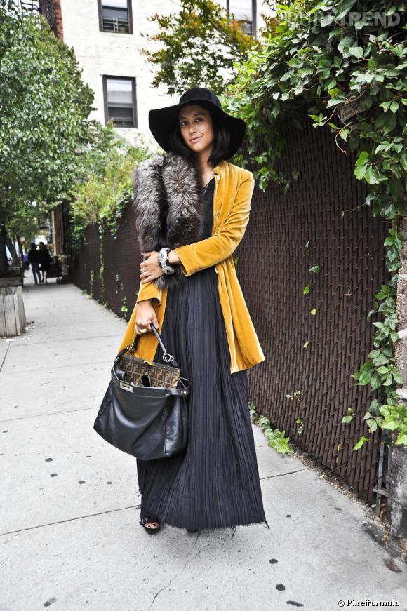 Street Style à New-York.