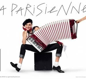 La Parisienne des Galeries Lafayette