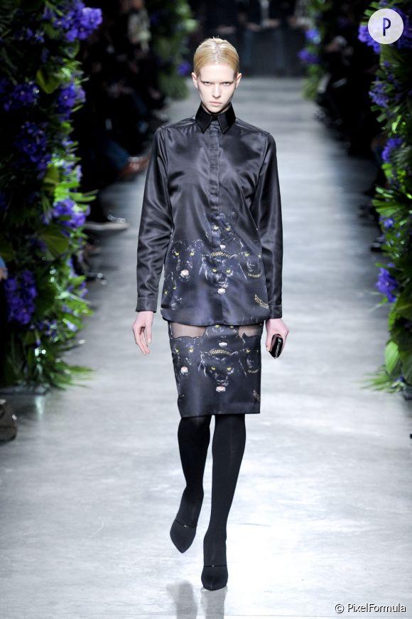 Défilé GivenchyParis Automne-Hiver 2011