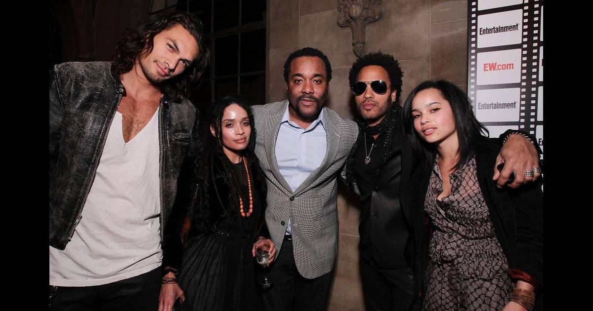 r union de famille avec maman bonnet et son nouveau mari jason momoa lee daniels et papa. Black Bedroom Furniture Sets. Home Design Ideas