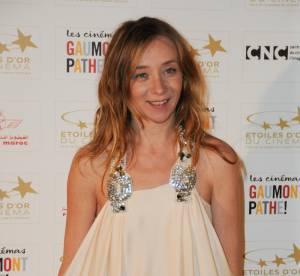 Sylvie Testud, une présidente glamour
