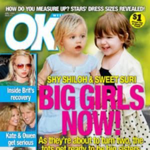 Shiloh Jolie-Pitt et Suri Cruise, deux futures copines inséparables ? Affaire à suivre...