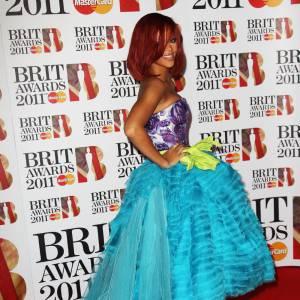 Sous les projecteurs : Rihanna.