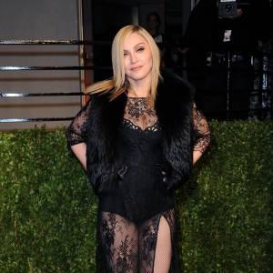 Sous les projecteurs : Madonna.