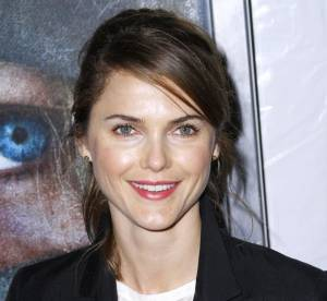 Keri Russell a le blouse