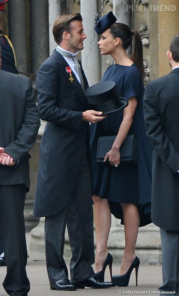 Mariage Kate et William  zoom sur les chapeaux Victoria et David