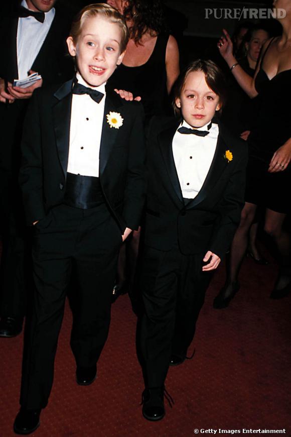 """C'est en 1990 que le monde découvre celui qui reste l'un des symboles du phénomène """"enfant star"""", Macaulay Culkin. Plus discret, son jeune frère Kieran est néanmoins de la partie."""