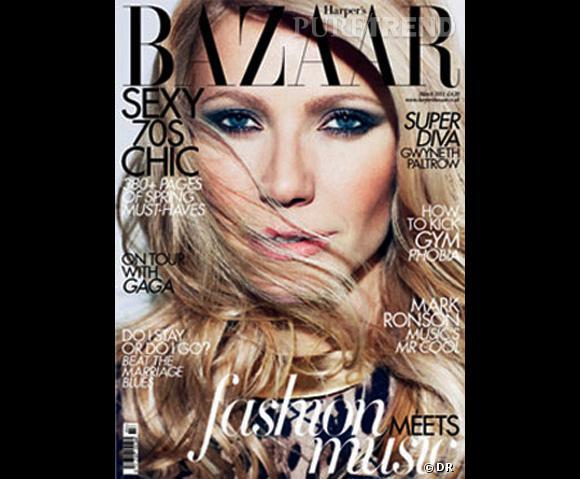 Gwyneth, c'est aussi :  une actrice, chanteuse, bloggueuse, blablabla qui fait la une de tous les journaux. Et accessoirement styliste pour quelques marques comme Zoe Tee's.
