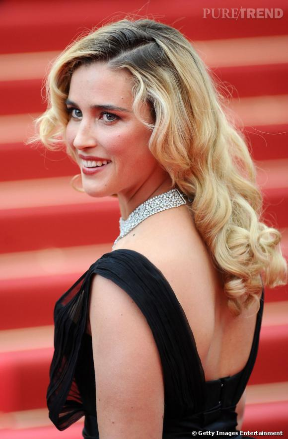 Vahina Giocante au Festival de Cannes 2011.
