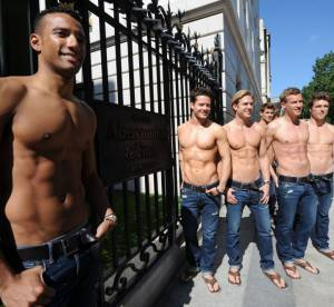 Boys, boys, boys ! Abercrombie & Fitch affiche son anatomie